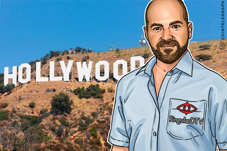 Ethereum-Based Platform Hires Another Hollywood Talent