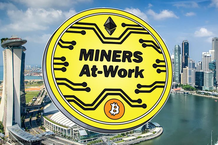 GINNI ICO: A Billion Dollar Block Chain Mining & Crypto ATM Business from Singapore