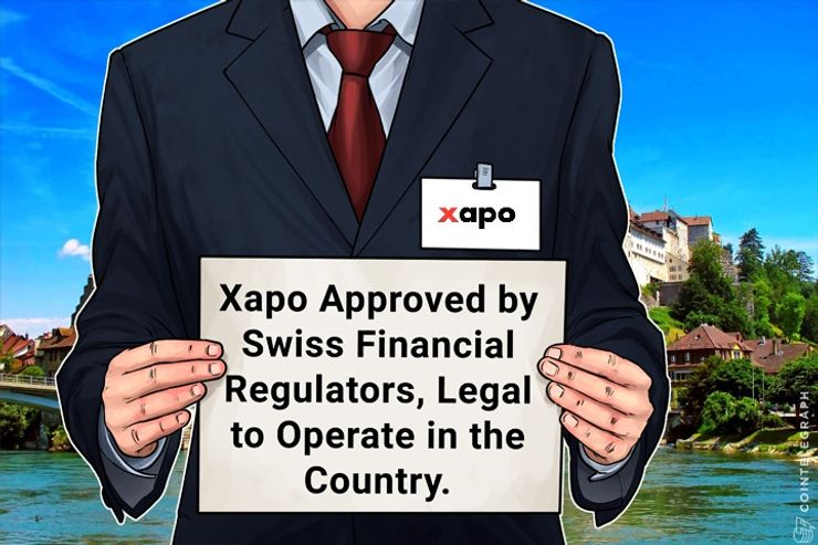 Switzerland grants bitcoin license to xapo legal to operate ccuart Images