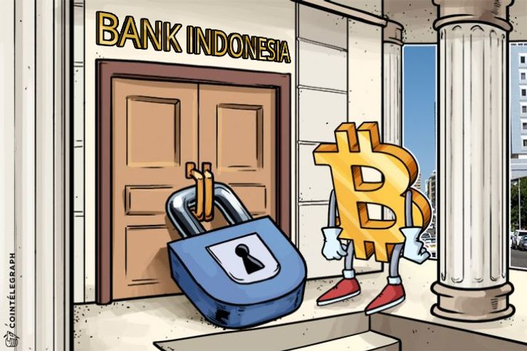 Indonesian Central Bank Continues Campaign Against Cryptocurrencies, Bans Bitcoin as Method of Payment