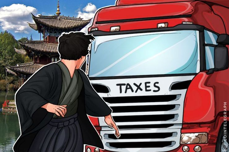 China to Use Blockchain Technology in Tax Collection and Electronic Invoice Issuance