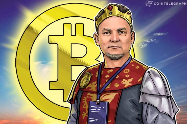 Meet the Man Who Introduced Roger Ver to Bitcoin