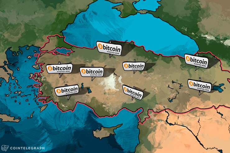 Bitcoin Acceptance Highest in Turkey, Says ING Survey
