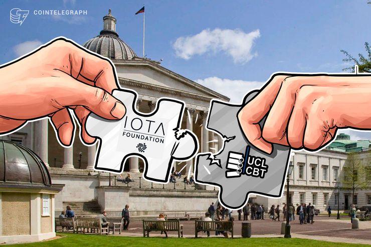 """University College de Londres corta lazos con IOTA, alega """" Apoyo para abrir la investigación sobre seguridad"""""""