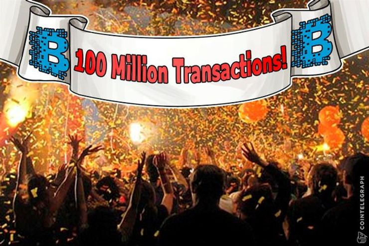 Blockchain.info Wallets Pass 100 Million Transactions