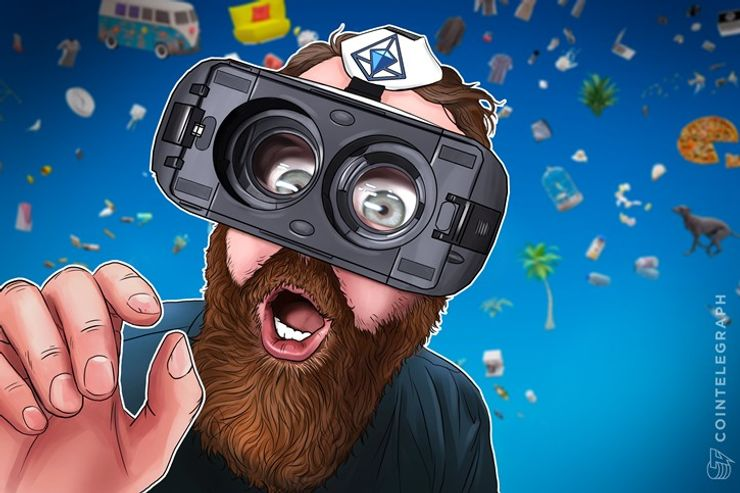3D and VR-Themed Quiz By Cointelegraph and Cappasity