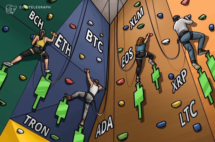 Bitcoin, Ethereum, Bitcoin Cash, Ripple, Stellar, Litecoin, Cardano, TRON, EOS: Price Analysis, May 02