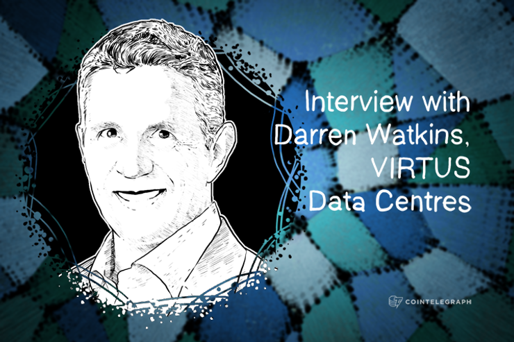 Crypto Technology Will Develop New Uses of Potentially Greater Value: Darren Watkins, VIRTUS Data Centres