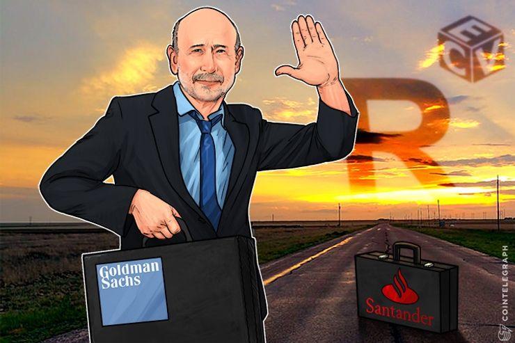 Goldman Sachs, Santander Drop Off R3, End of Blockchain Consortium Is Near?