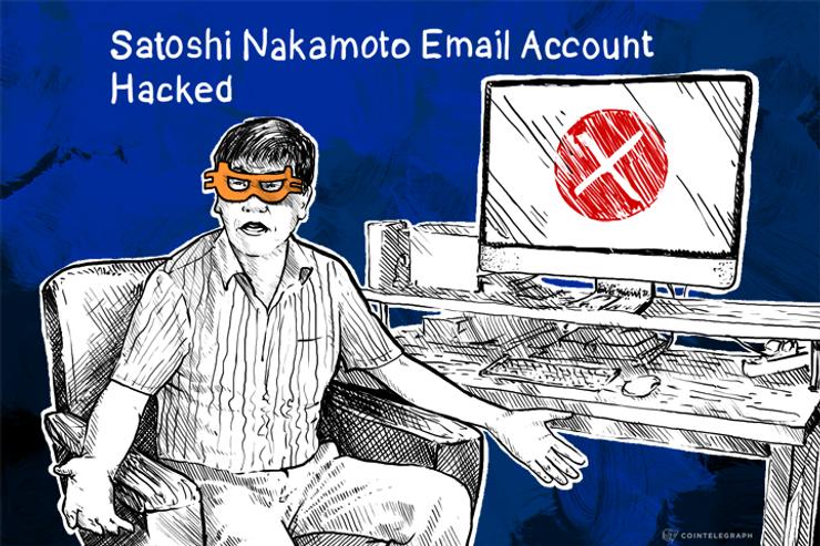 Satoshi Nakamoto's Email Account Hacked