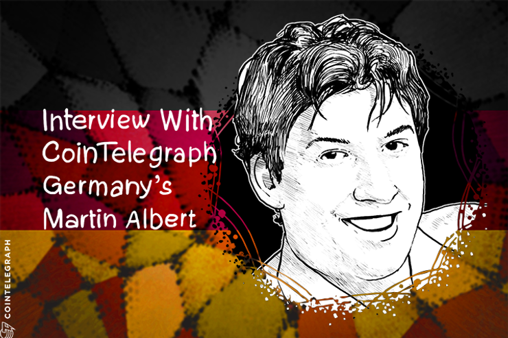 Broadening Perspectives: An Interview With Cointelegraph Germany's Martin Albert