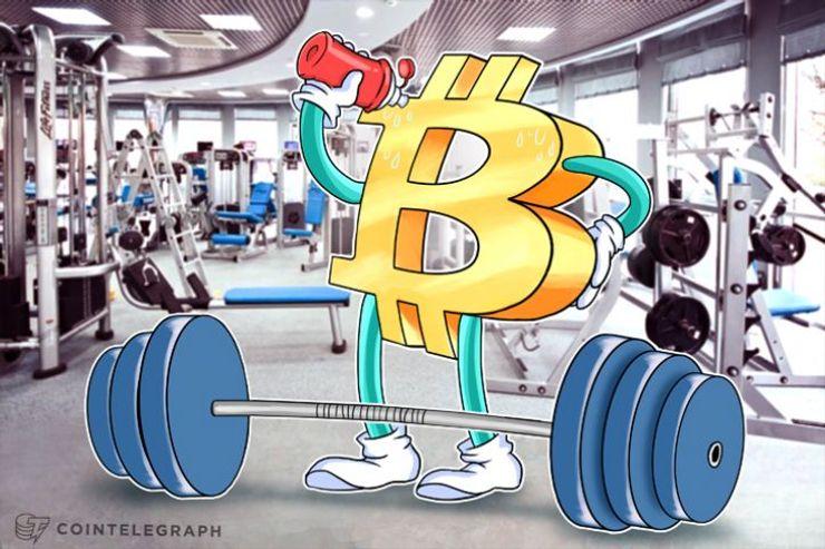 I-Spy: Bitcoin alcanza máximo de todos los tiempos! $4450 Otro gran día para el Bitcoin