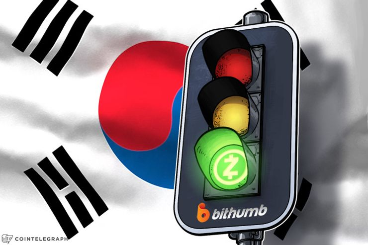 "Apesar do ""Banimento"" coreano, Bithumb adiciona o Zcash"