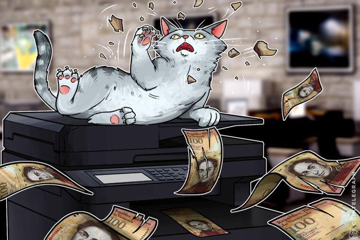 Copycat Currency: Venezuela Follows India into National Demonetization