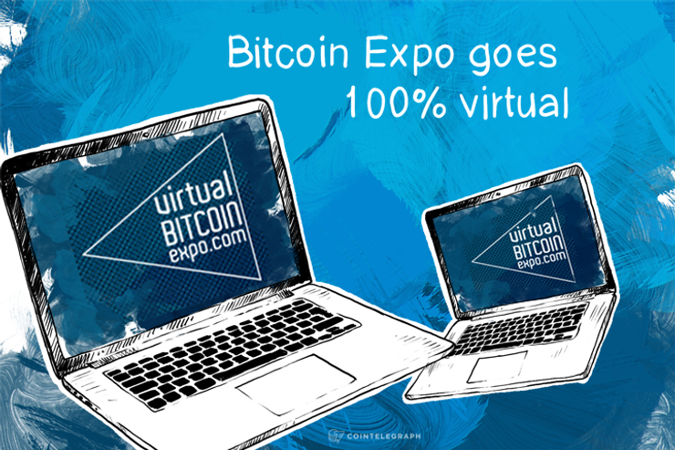Bitcoin Expo goes 100% virtual