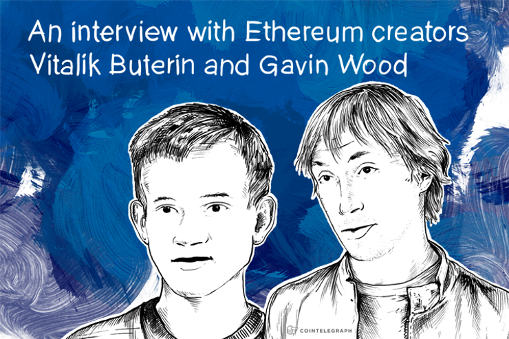 Cutting edge: An interview with Ethereum creators Vitalik Buterin and Gavin Wood