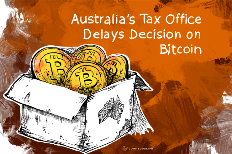 Australia's Tax Office Delays Decision on Bitcoin