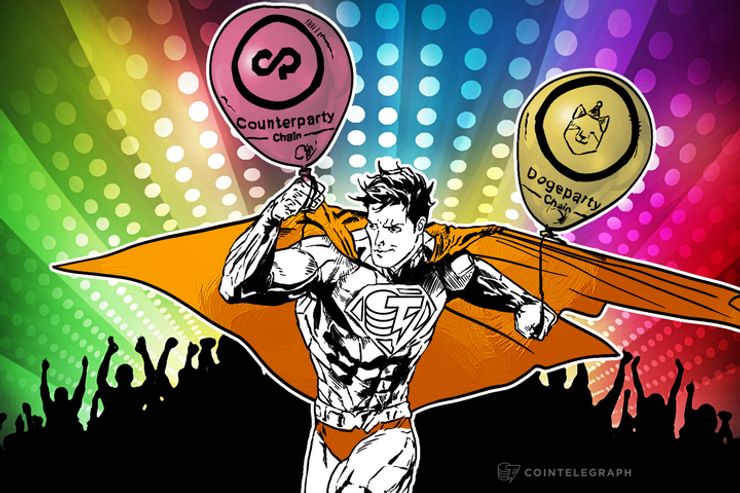 CounterpartyChain.io and DogepartyChain.io Join the Cointelegraph Media Group