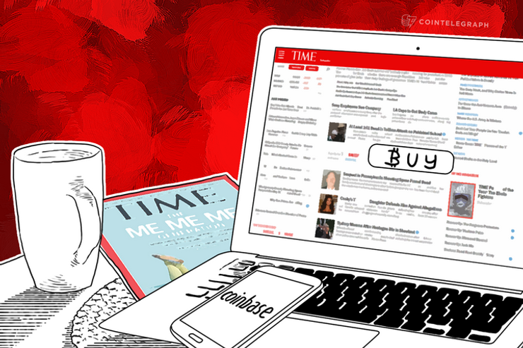 Magazine Giant Time, Inc. Begins Accepting Bitcoin Payments for Four Publications