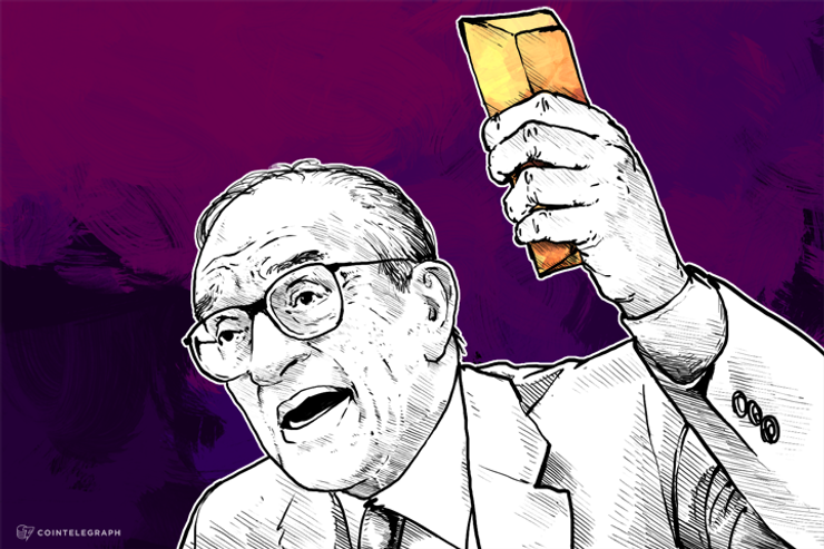 Greenspan Calls QE 'A Failure,' Suggests Gold instead of Bitcoin