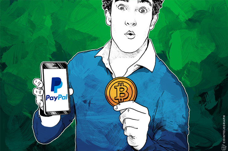 PayPal Confirms Bitcoin Acceptance Option at SEC Ahead of EBay Split