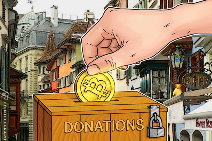 Züricher Freikirche akzeptiert Spenden in Kryptowährungen