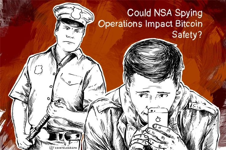Could NSA Spying Operations Impact Bitcoin Safety?