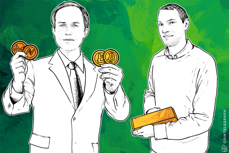 How to 'Avoid Fiat Entirely' When Buying Gold, Altcoins