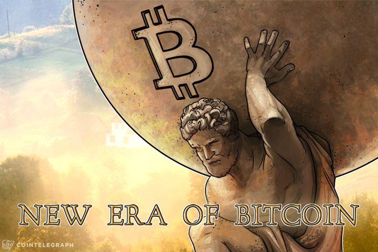 2017: Beginning of Bitcoin Era