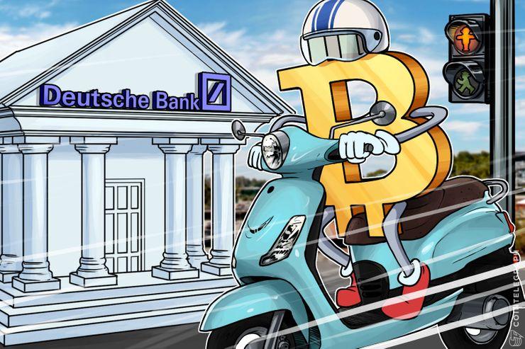 Deutsche Bank will strengere Regulierung von Bitcoin und Co.