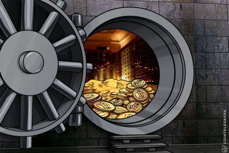A Royal Mint do Reino Unido lança uma criptomoeda com respaldo no ouro