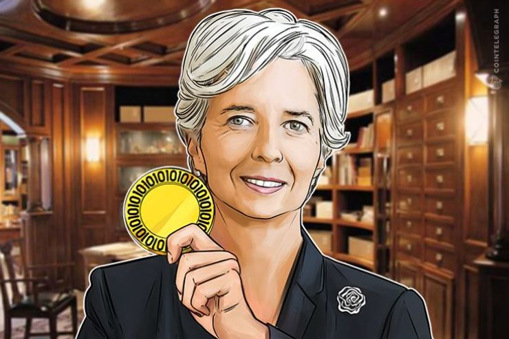 IMF Chief Christine Lagarde Says International Crypto Regulation Is 'Inevitable' And Necessary