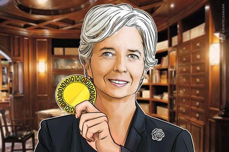 Il presidente di IMF Christine Lagarde afferma che normative internazionali sulle criptovalute sono 'inevitabili' e necessarie