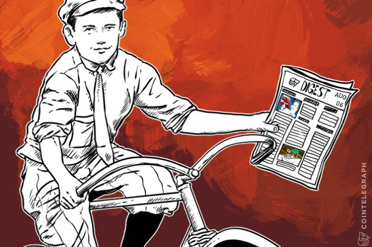 AUG 6 DIGEST: Tokyo Court Says Bitcoin Not Subject to Ownership; Intel Hiring Crypto Researcher