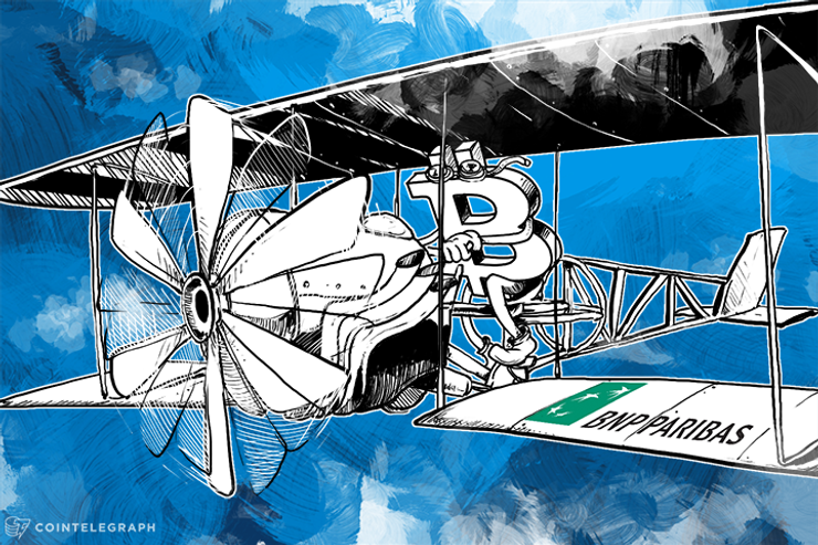 BNP Paribas: Bitcoin's a Disruptive Invention 'Like the Steam or Combustion Engine'
