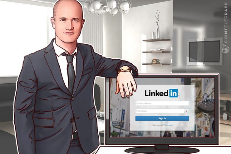 "Coinbase Asks Users for LinkedIn Info, Citing ""Know Your Customer"" Policy"