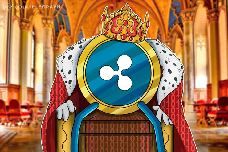 Ripple is Altcoins' King in Second Quarter, Up Almost 4,000%