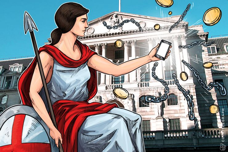 Bank of England Statement on Future Digital Currency and Blockchain Tech