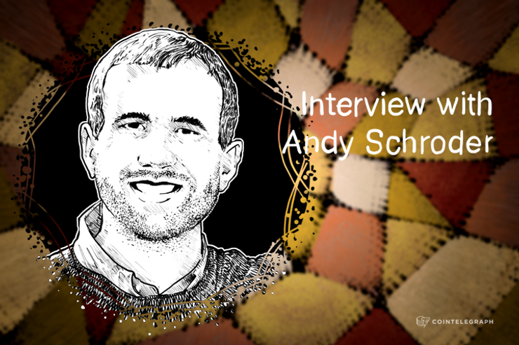Interview with Andy Schroder, Creator of the Bitcoin Fluid Dispenser