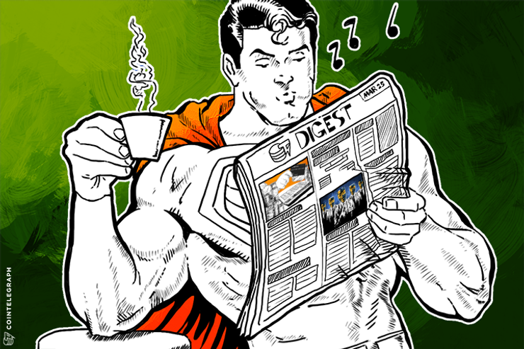 MAR 26 DIGEST: Italy Debates State Access to Private Data, 60% of Funds Stolen from Cryptoine Exchange