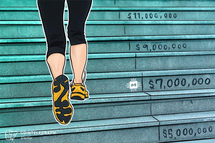 マネートークン、ローン貸出額が7.7億円に達する