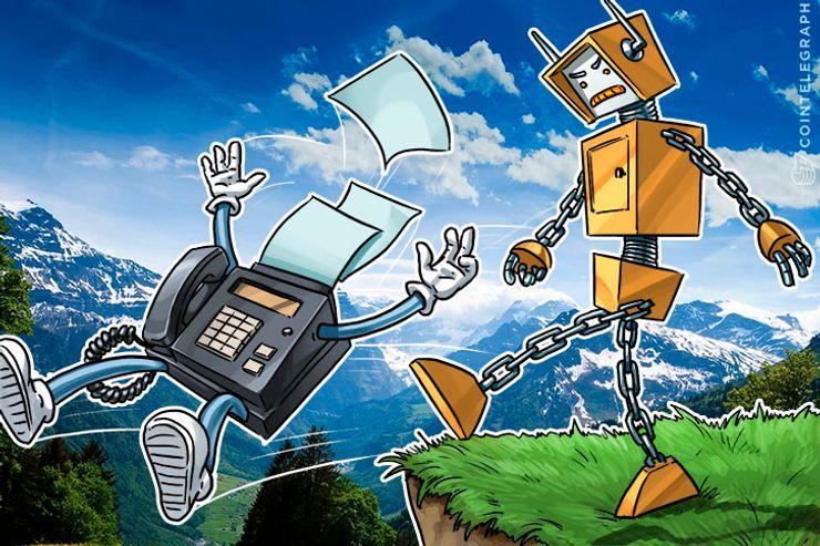 How Banks Start Using Blockchain in Communications