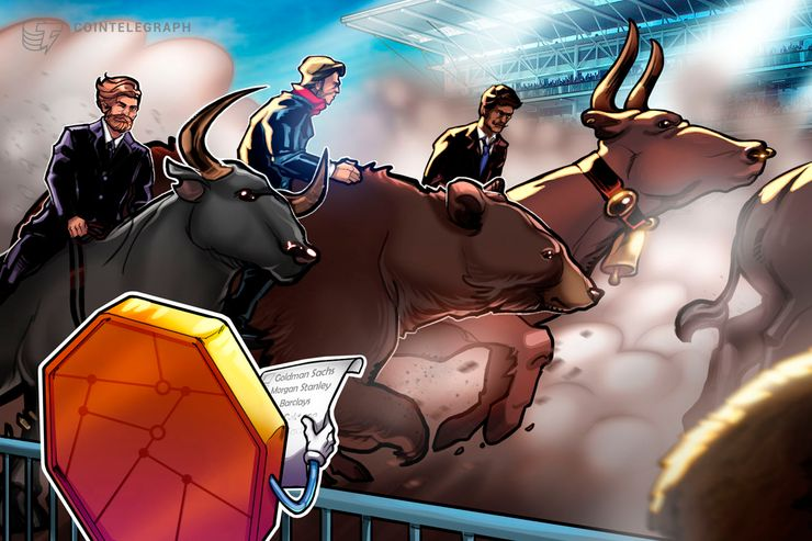 Financial Institutions In A Race: Who Will Bring Crypto Trading To The Fiat Masses First?