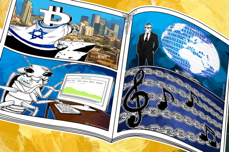 Weekend Roundup: Israel Is a Bitcoin 'Forerunner,' Peter Todd Responds to BitGo's Patenting Dispute
