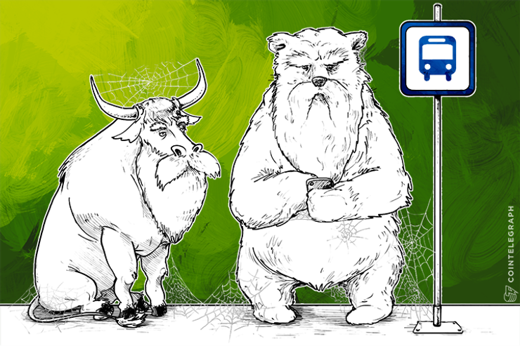 Bitcoin Price Analysis: Still Waiting on a Big Move … or Any Move (Week of May 24)