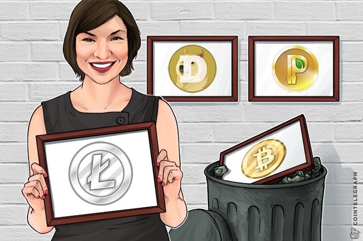 Amanda Johnson of The Daily Decrypt: Break Up With Bitcoin