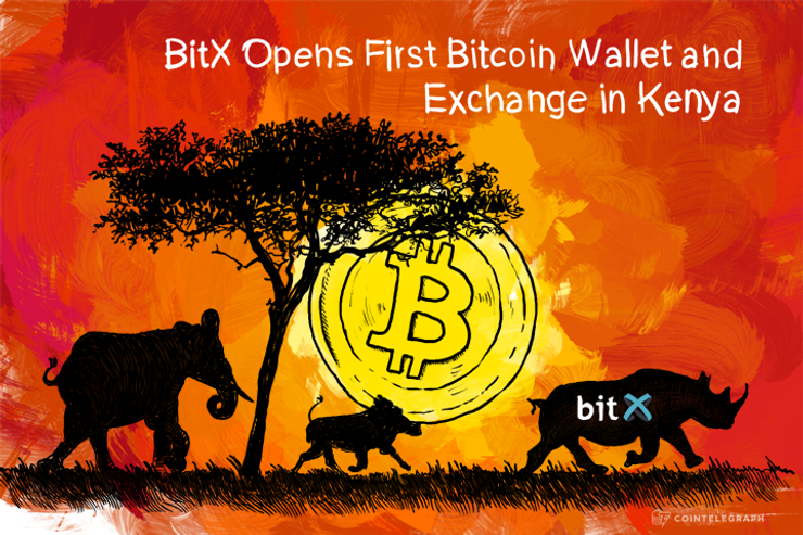 BitX Opens First Bitcoin Wallet and Exchange in Kenya