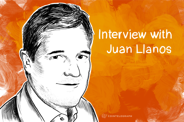 Cointelegraph Interview with Juan Llanos