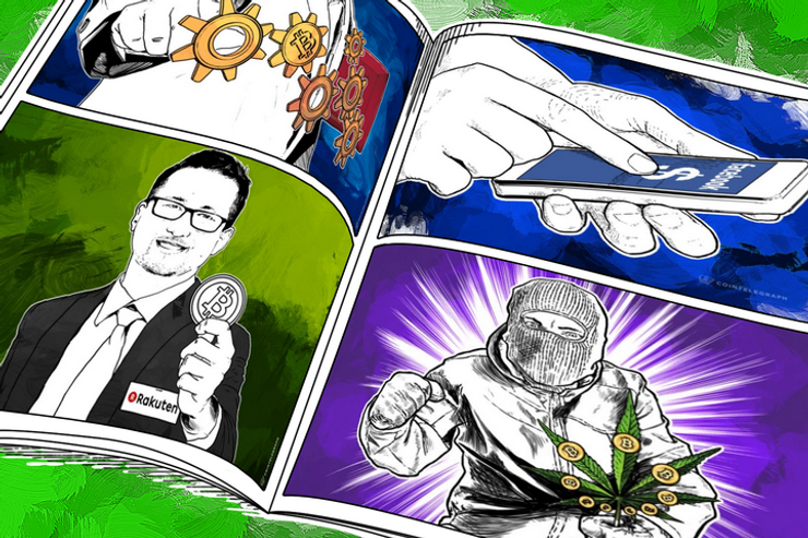 Weekend Roundup: UK Gvt Announces £10M Research Funding, Rakuten Embraces Bitcoin