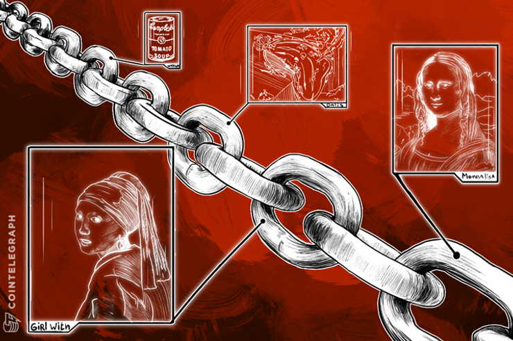 Verisart to Use the Blockchain to Verify Artwork; Signs Bitcoin Core Dev Peter Todd